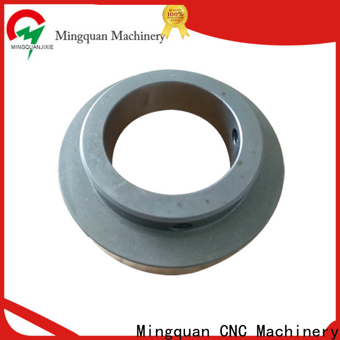 Mingquan Machinery cost-effective brass flange manufacturer for workshop