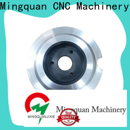 Mingquan Machinery precise custom copper parts bulk production for CNC milling
