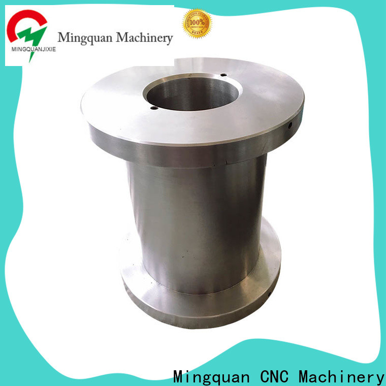 Mingquan Machinery top rated cnc custom machining with good price for machinery