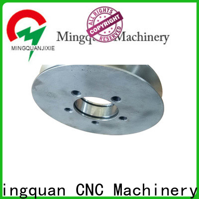 Mingquan Machinery good quality cnc components with good price for CNC milling