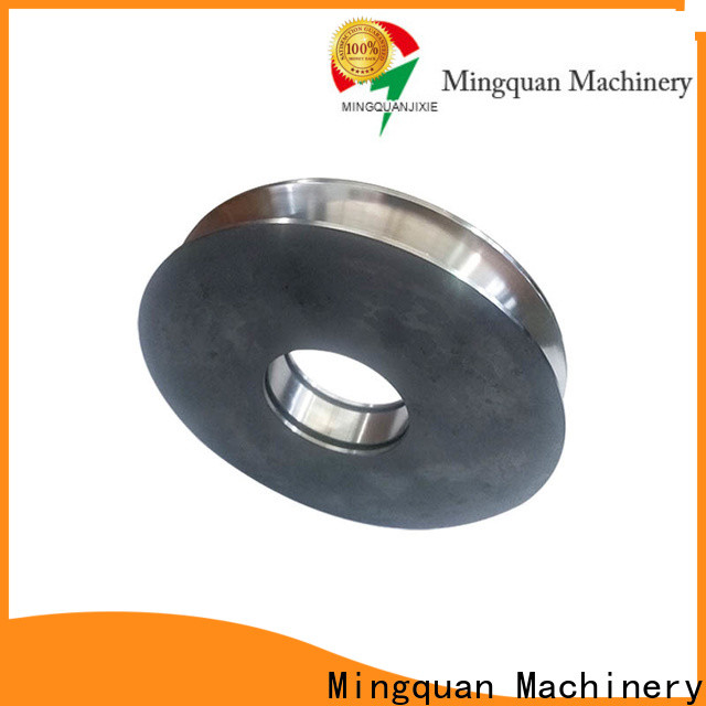 Mingquan Machinery professional shaft wear sleeve factory price for turning machining
