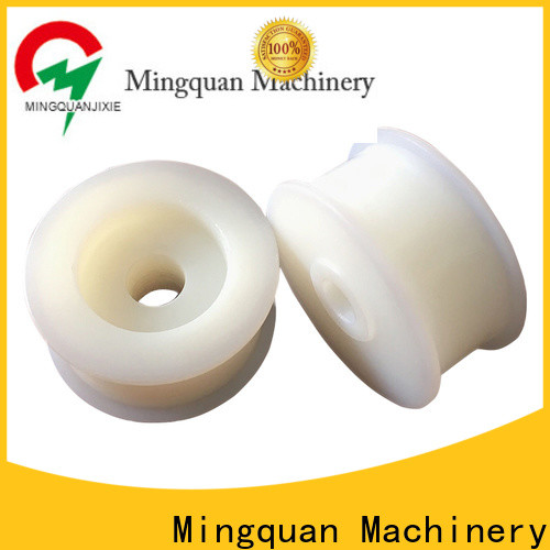 Mingquan Machinery plastic parts directly sale for turning machining