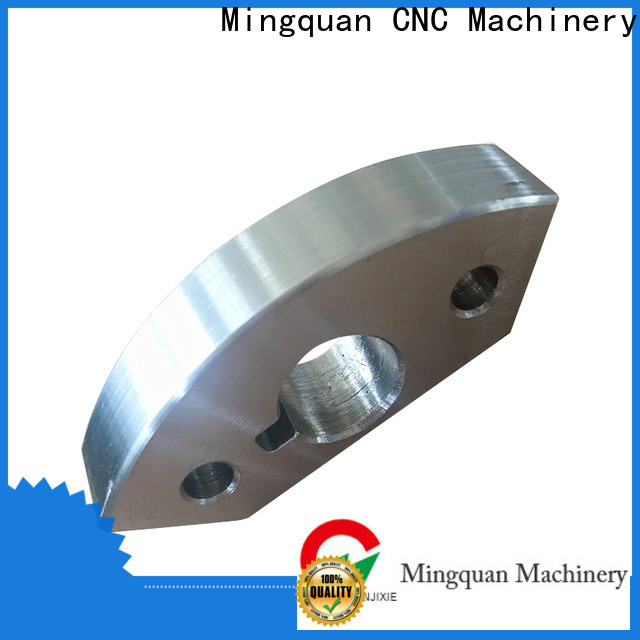 Mingquan Machinery cnc metal parts factory price for turning machining
