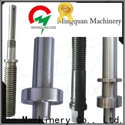 Mingquan Machinery customized stainless steel shaft bulk buy for workplace