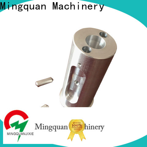Mingquan Machinery good quality aluminum parts manufacturing wholesale for machinery