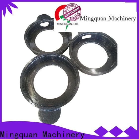 Mingquan Machinery precision cnc machining services factory manufacturer for plant
