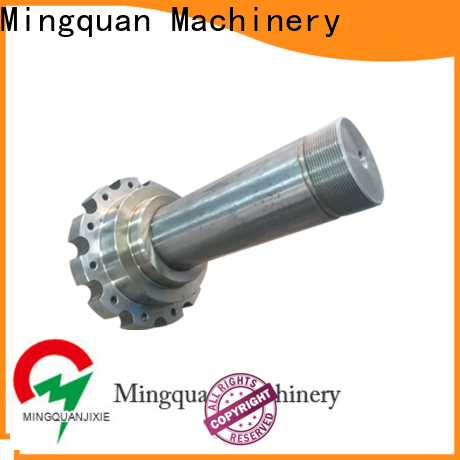 Mingquan Machinery best value stainless shafting manufacturer for factory