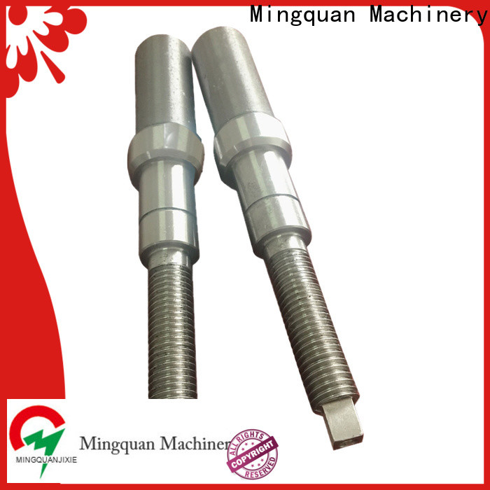Mingquan Machinery rapid cnc services wholesale for workshop