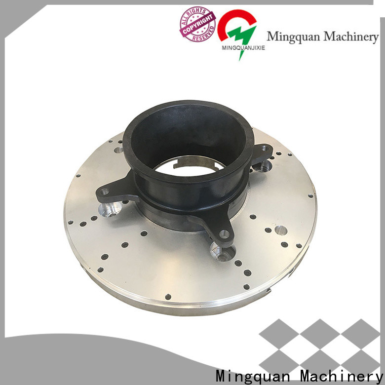 Mingquan Machinery cnc precision machined parts wholesale for machine