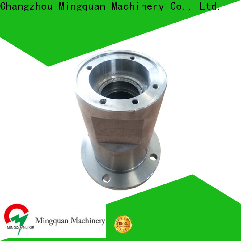 Mingquan Machinery custom machining service supplier for machinery