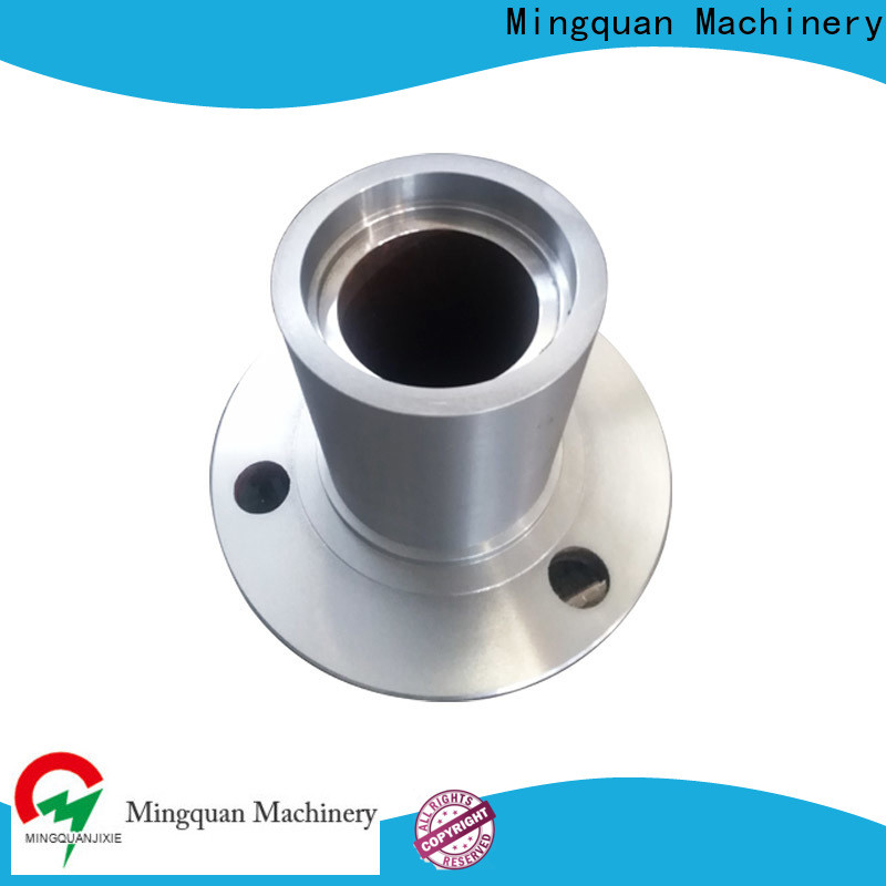 Mingquan Machinery cnc turning parts supplier for machine