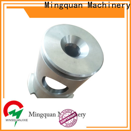 Mingquan Machinery aluminum cnc machining service with good price for machinery
