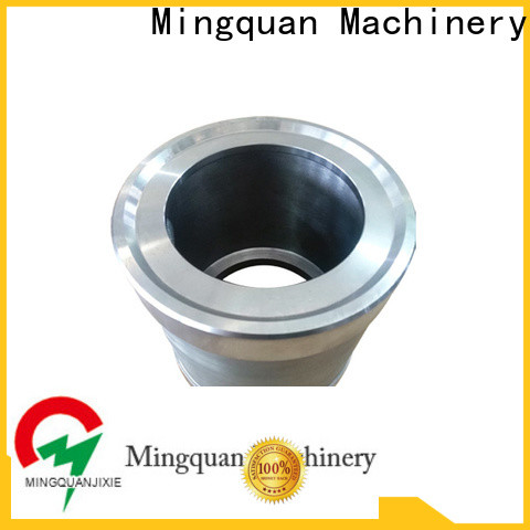 Mingquan Machinery mechanical metal machining parts factory price for machine