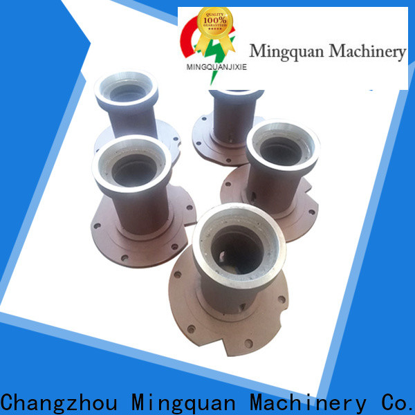 Mingquan Machinery cnc milling parts supplier for machine