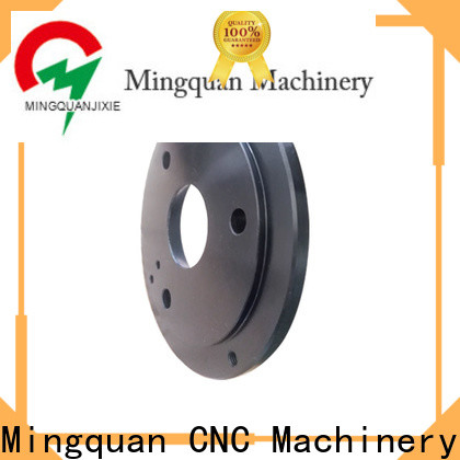 Mingquan Machinery high quality aluminium turning service manufacturer for industry