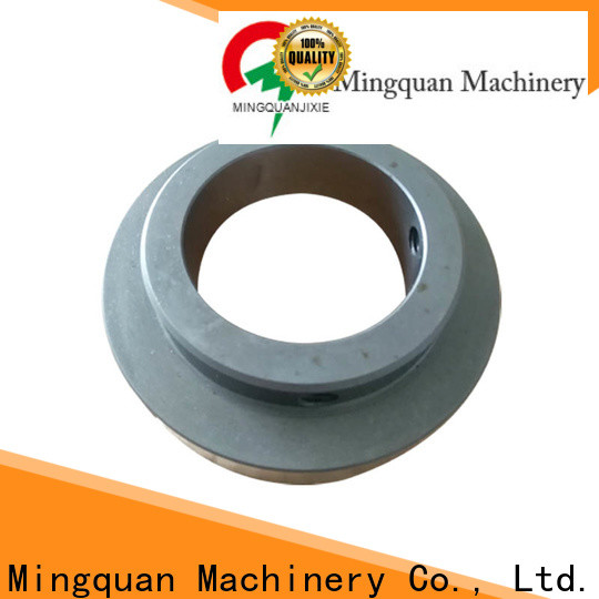 Mingquan Machinery top rated precision cnc machining services factory personalized for plant