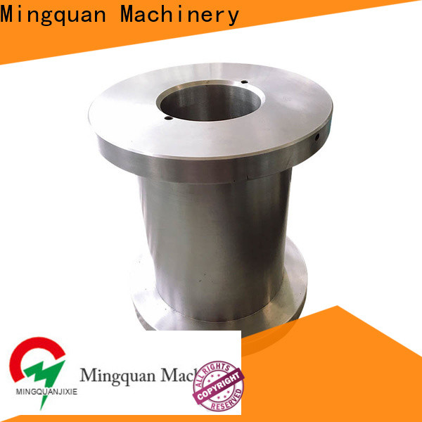 Mingquan Machinery accurate cnc components factory price for factory
