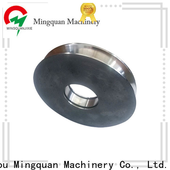 Mingquan Machinery aluminum turning parts wholesale for turning machining