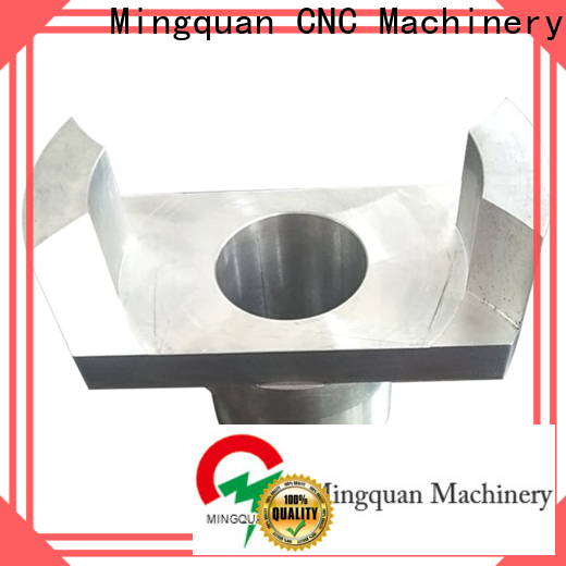 Mingquan Machinery aluminium machined parts on sale for CNC machine