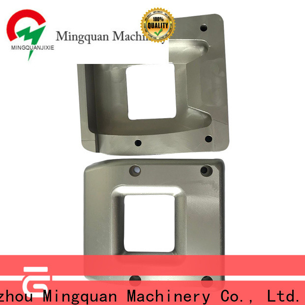 Mingquan Machinery Irregular part directly sale for turning machining