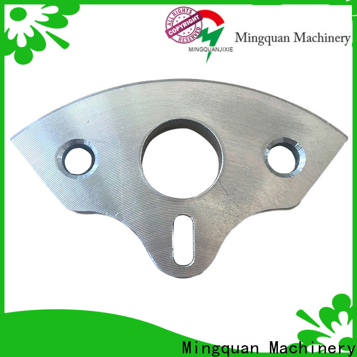 practical aluminum machining services from China for CNC machine