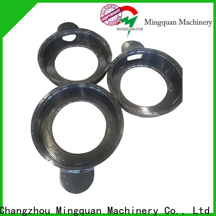 Mingquan Machinery high quality steel pipe and flanges personalized for industry