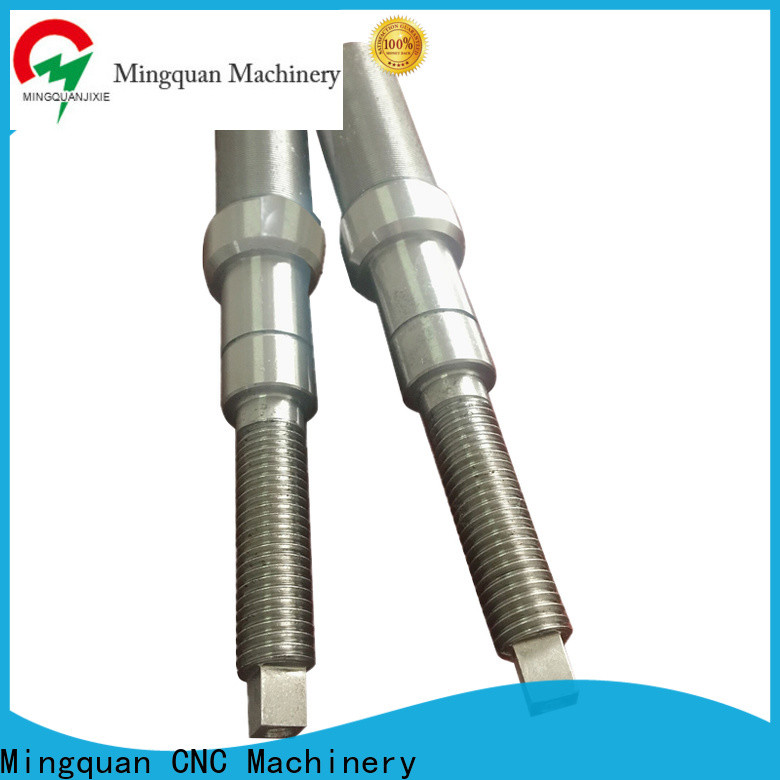 Mingquan Machinery cnc turned components supplier for plant