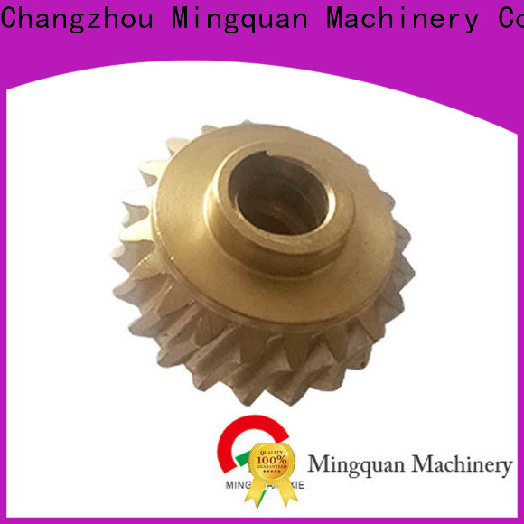 Mingquan Machinery precision cnc services with good price for turning machining