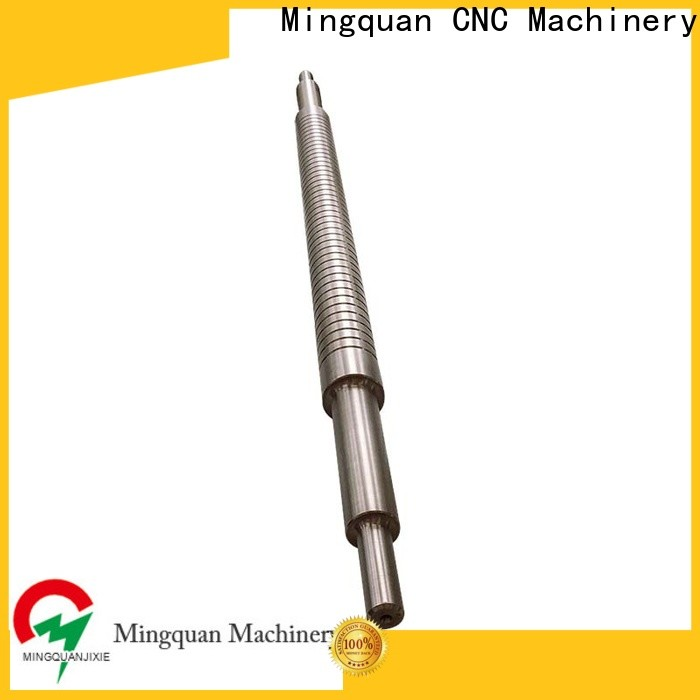 Mingquan Machinery stainless steel stainless steel shafting 304 on sale for machinary equipment