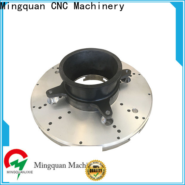 Mingquan Machinery custom made aluminum parts wholesale for factory