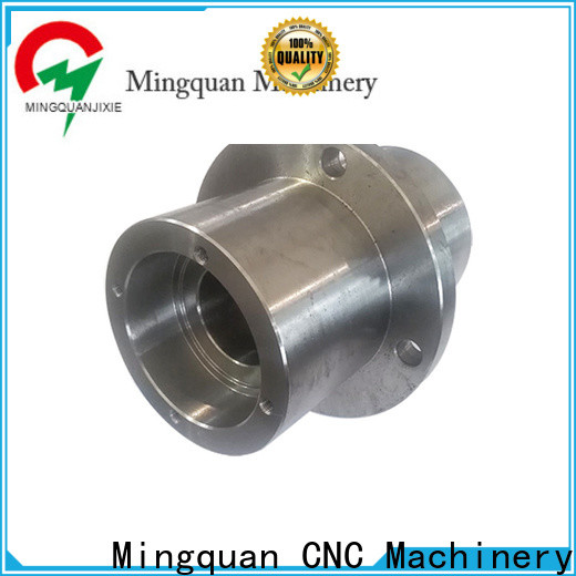 Mingquan Machinery aluminum parts for rc cars factory price for CNC milling