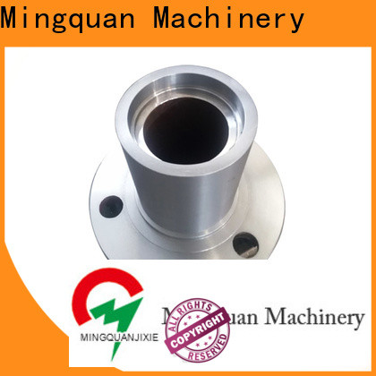 Mingquan Machinery custom made aluminum parts with good price for turning machining