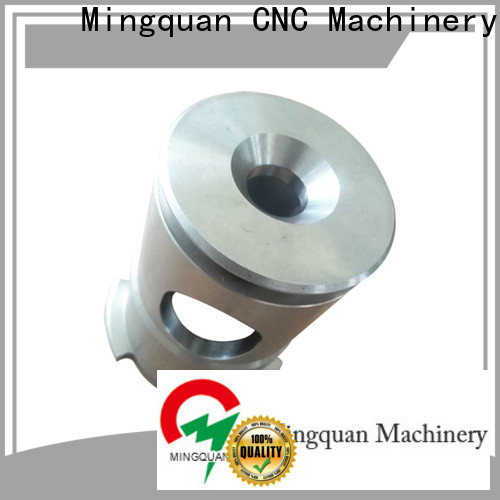 Mingquan Machinery accurate aluminum cnc machining service bulk production for factory