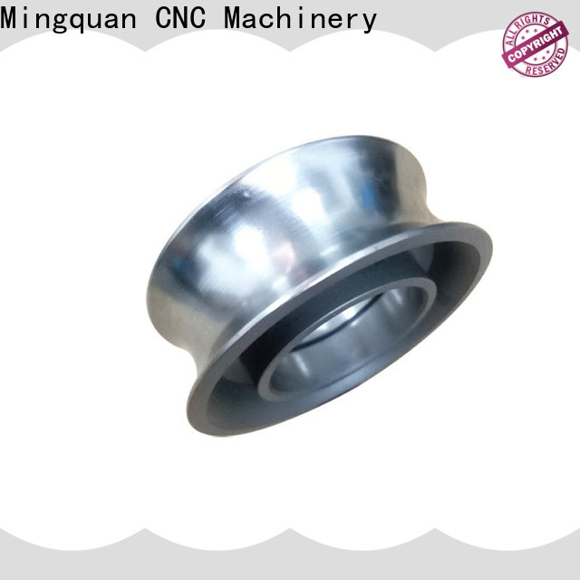Mingquan Machinery precision machined parts with good price for CNC milling