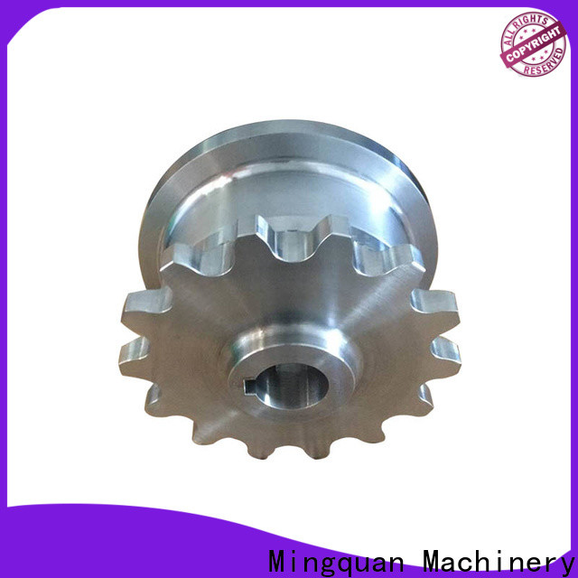 Mingquan Machinery cnc spare parts factory bulk production for machine