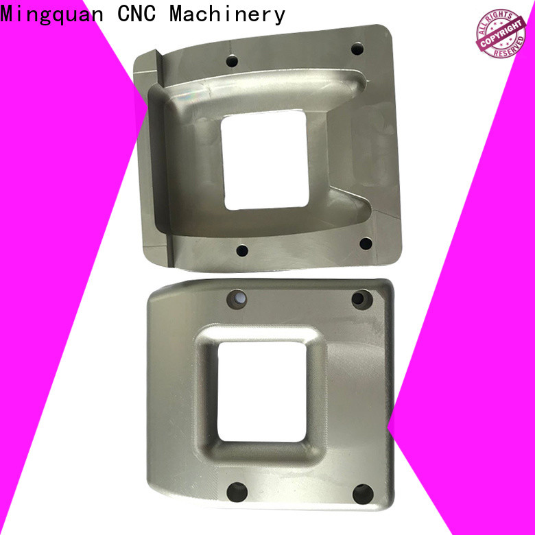 Mingquan Machinery precise cnc fabrication online for machine