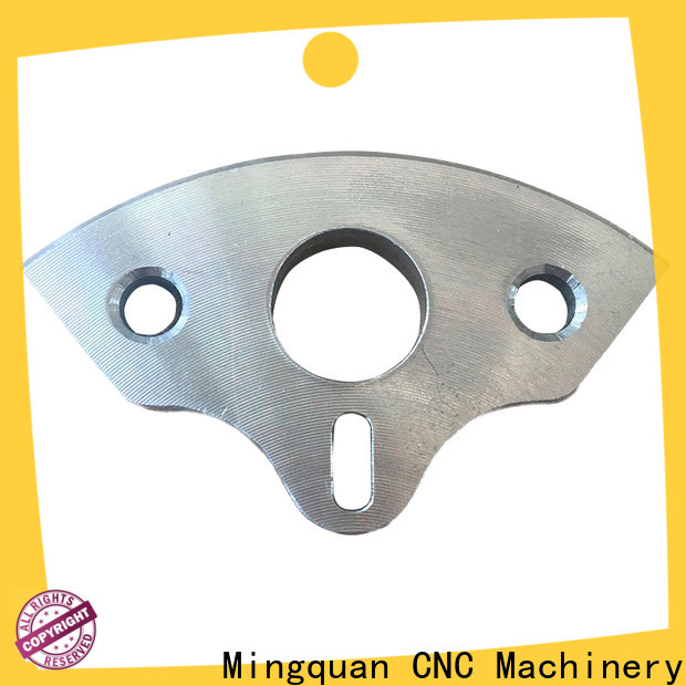 Mingquan Machinery precise machining parts series for CNC machine