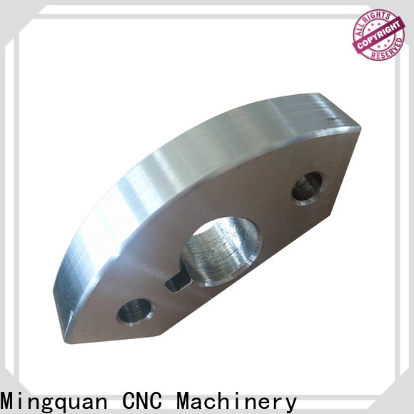 Mingquan Machinery small parts machining online for factory
