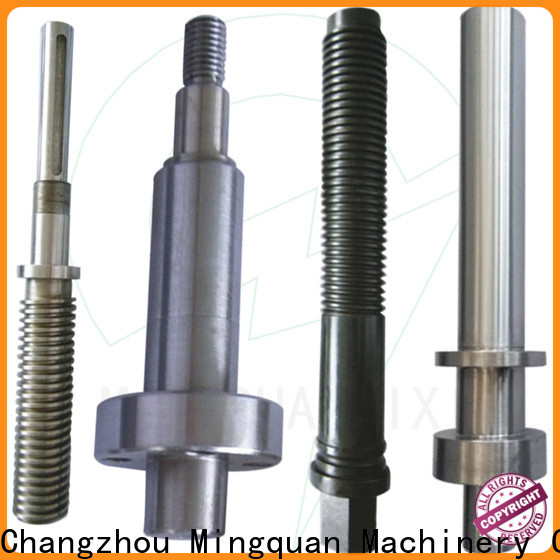Mingquan Machinery best value precision cnc machine parts wholesale for workshop