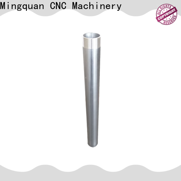 Mingquan Machinery practical aluminum shaft manufacturer for factory