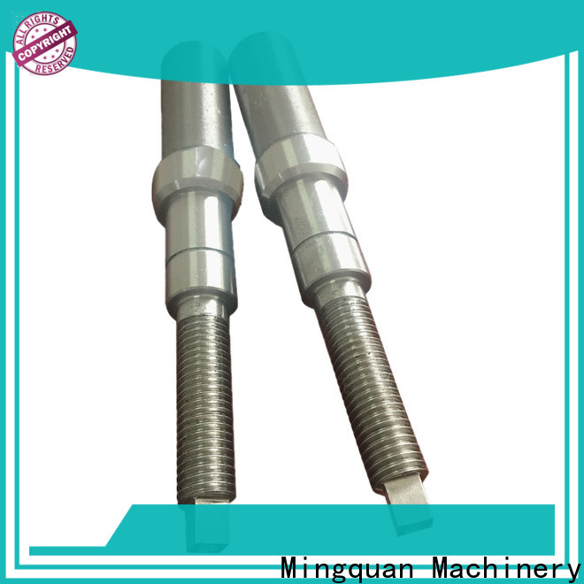 Mingquan Machinery stainless steel cnc prototyping service bulk buy for workplace