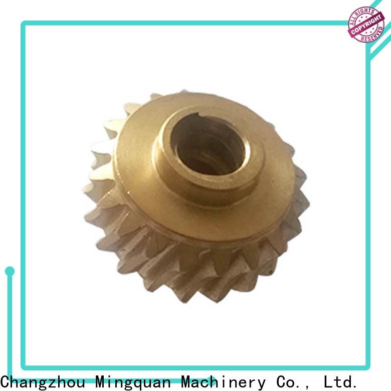 Mingquan Machinery customized aluminium turning parts wholesale for turning machining