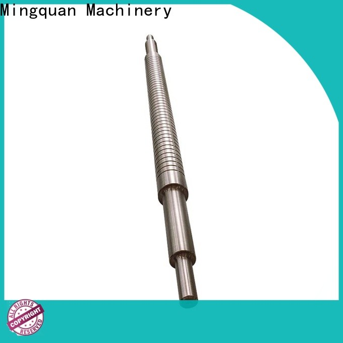 top quality metal shaft supplier for machinary equipment