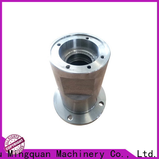 Mingquan Machinery aluminum cnc machining service wholesale for machinery