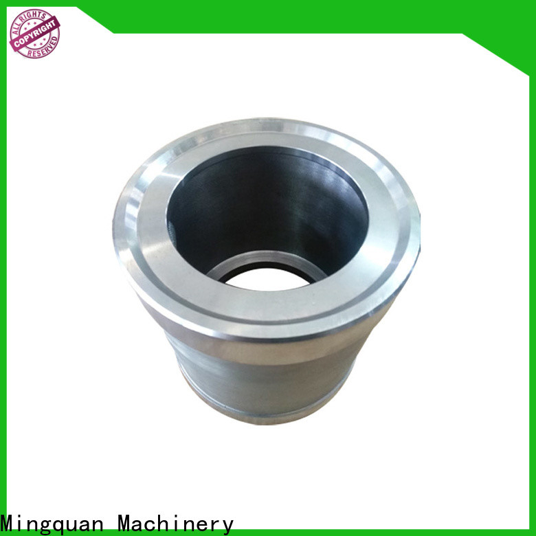 Mingquan Machinery turned parts china supplier for factory