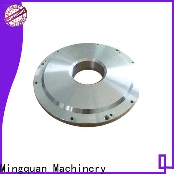 Mingquan Machinery custom machining services supplier for workshop