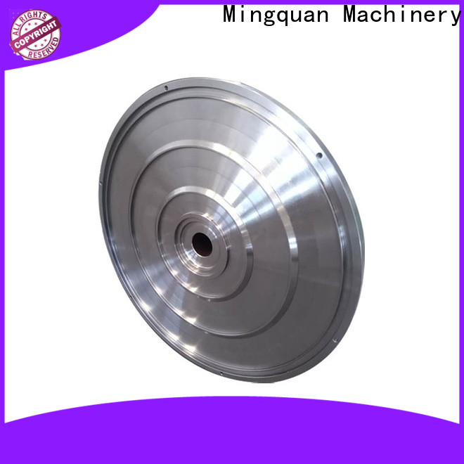 Mingquan Machinery stainless pipe flanges factory direct supply for industry
