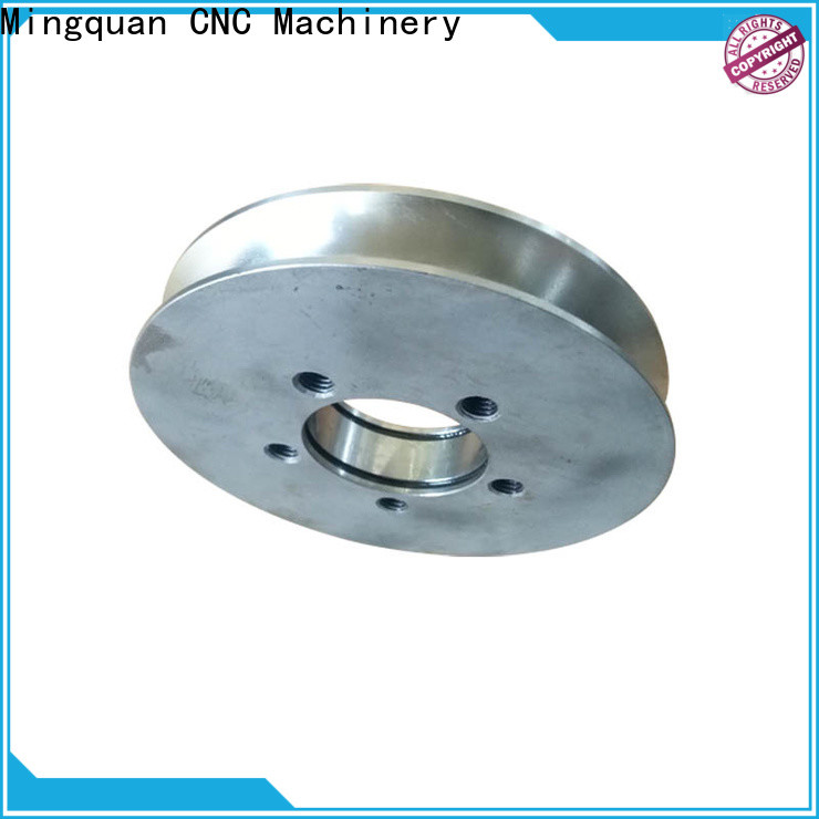 Mingquan Machinery best value aluminum parts for rc cars factory price for machinery