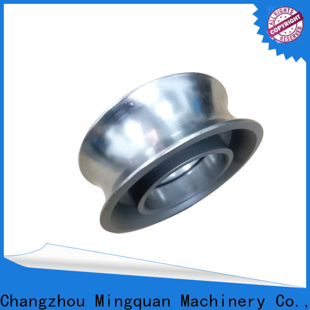 Mingquan Machinery practical customized cnc machining aluminum parts wholesale for turning machining