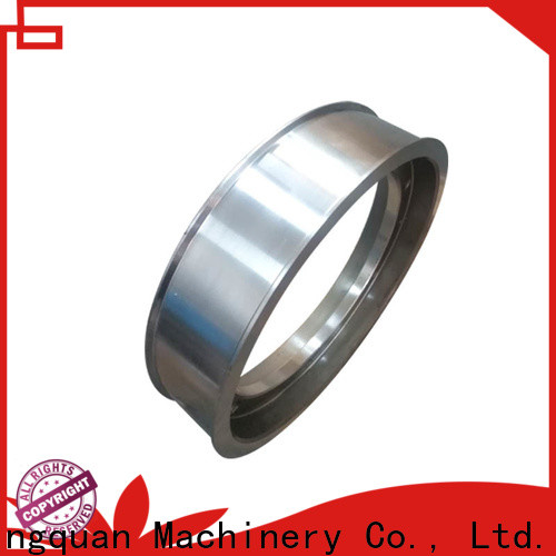 Mingquan Machinery customized cnc steel parts with discount for industry